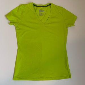 Nike Dri Fit V-Neck T-Shirt